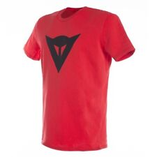 Motorcycle Mens T-shirt DAINESE SPEED DEMON red - size XXL