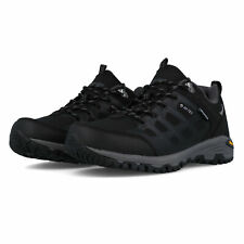 Hi-Tec Mens V-Lite Velocity Low WP Walking Shoes Black Sports Outdoors