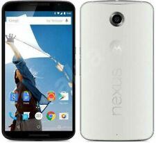 Motorola Nexus 6 XT1103 - 32GB - Cloud White (Factory Unlocked) Smartphone