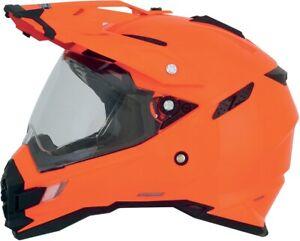 AFX FX-41DS Dual Sport Helmet Solid Color