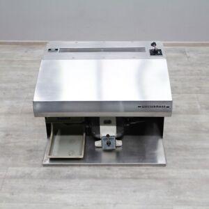 Wassermann Absaugung WP-EX 1000 inkl. Poliermotor W 77 K gebraucht Labor Dental