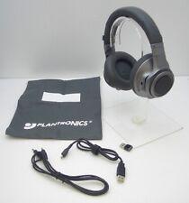 Plantronics BackBeat PRO+ Bluetooth Noise Canceling Headphones in Gray 204800-01