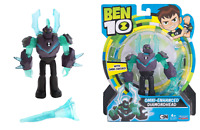Ben 10 OMNI-ENHANCED DIAMONDHEAD 14 cm 5.5 in Action Figure #76117 Brand New