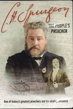 C H Spurgeon - The People's Preacher DVD, Multi Regional, New & Sealed