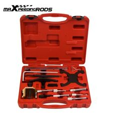For Ford Mazda Engine Timing Tool Kit Camshaft With Flywheel Locking Tool