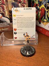 Heroclix Justice League set Mr. Mxyzptlk 041 Rare figure w/card
