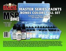 Reaper Miniature Master Series Paints MSP #09966 Bones Colors Full Set