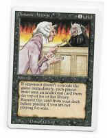 Magic The Gathering ~ 1x Demonic Attorney ~ REVISED ~  M/NM