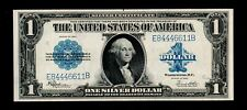 1923 $1 Large Size Notes Silver Certificates