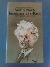 Letters From The Earth MARK TWAIN