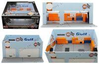 Greenlight 1/64 Mechanic's Corner GULF Weekend Workshop MIJO EXCLUSIVE 51161