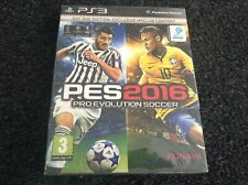Pes 2016 (PS3) -- Day One Edition -- New Sealed -- Rare Game