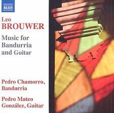 Pedro Chamorro - Brouwer:Bandurria Music [Pedro Chamorro; Pedro Mateo [CD]