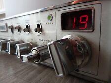 émetteur récepteur CB CRT SUPERSTAR 3900 AM FM CW SSB transceiver 27MHz10,11,12m