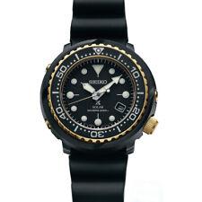 Seiko Prospex Tuna Solar Diver's 200M SNE498P1 Gents Black & Gold Watch