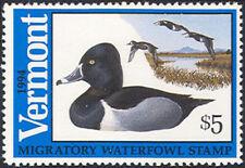 VT9 1994 Vermont State Duck Stamp