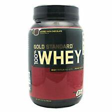 OPTIMUM NUTRITION GOLD STANDARD WHEY 2LB DISCOUNTED LOW PRICE ALL FLAVORS NEW