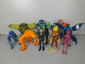 Ben 10 figures bundle