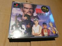 Sony PS1 - TEKKEN 2 Game by Namco - PAL - Complete with Manual B