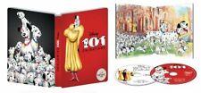101 DALMATIONS BEST BUY EXCLUSIVE STEELBOOK (BLU RAY, DVD, DIGITAL CODE) Sealed