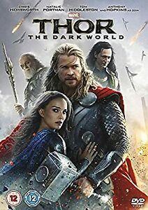 Thor: The Dark World [DVD] [2013], , Used; Good DVD