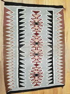 Vintage navajo hand made rug
