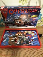 OPERATION Disney Pixar CARS 2 Game By Hasbro Complete Great Fun Gift Fully Works
