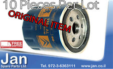 Lot of 10 ORIGINAL NEW Peugeot Citroen Oil filter 1109AL FREE SHIPPING WORLDWIDE
