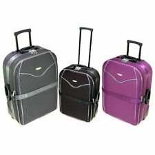 Expandable Over 100L Upright (2) Wheels Suitcases