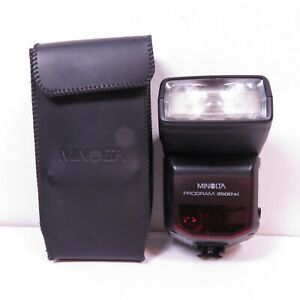 Minolta Program 3500 xi Shoe Mount Flash