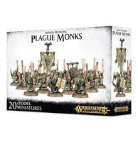 Plague Monks Skaven Pestilens Warhammer Age of Sigmar NIB Flipside