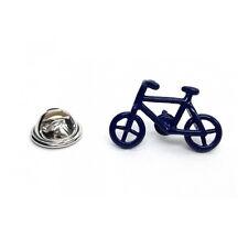 bleu marine Bicycle métal épinglette cycliste bicycle vélo Boutique ajtp487