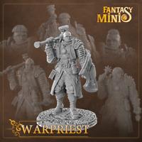 Fantasy Minis - FM06 - Warpriest 28mm