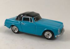 Datsun Roadster - Tomica Auto Club Fairlady Sr311 / 1:50 scale - Rare - Blue