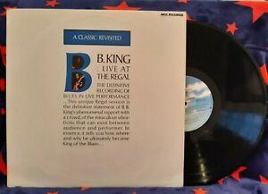 "B.B. King - ""Live at the Regal"" - US Vinyl pressing"