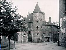 SAINT CÉRÉ c. 1900-20 - Place du Village Boulangerie Lot - Div 1773