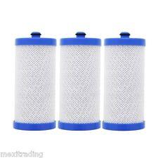3x Westinghouse /Electrolux WF1CB  Fridge Water Filter 1438545 /218904501