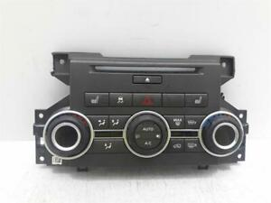 HEATING SWITCHES LAND ROVER DISCOVERY (L319) 2009-16 4 TDV6 Heater Control Panel