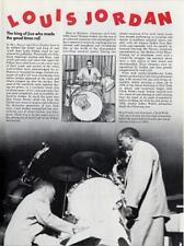 Louis Jordan Encyclopedia article