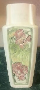 "Weller Pottery ""Roma"" Arts & Crafts 9"" Vase, Ca. 1920"