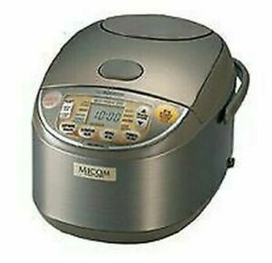 Zojirushi RiceCooker 220-230V NS-YMH18 10cup Multiple languages Japan DHL F/S