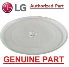 LG GENUINE  MICROWAVE GLASS PLATE PART NO. 3390W1G005E for MS-1942G and more
