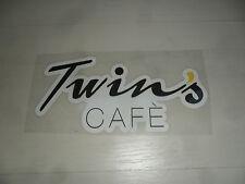 ERREA TWINS CAFE' SPONSOR MAGLIA PARMA VS HELLAS VERONA MAGLIETTA SHIRT JERSEY