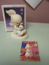 """Precious Moments Easter Seals """"You Can Always Count On Me"""" #526827 (1995) 4 1/2"""""""