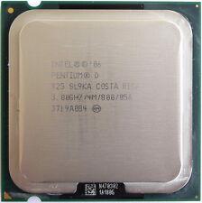 Intel Pentium D 925 Processor Dual Core 3.0 GHz / 4M / 800 Mhz LGA 775 socket
