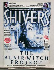 Shivers Magzine #70- BLAIR WITCH PROJECT/PHANTASM/STIGMATA