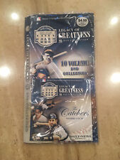 NEW YORK YANKEES LEGACY OF GREATNESS 9 VOLUME DVD COLLECTION 1923-2008