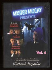 MYSTER MOCKY Vol.4  3 films   HITCHCOCK MAGAZINE  GERRA / GALABRU   DVD ZONE 2