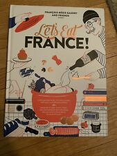 Let'S Eat France! huge book 1250 specialty foods 375 iconic recipes 350 topics