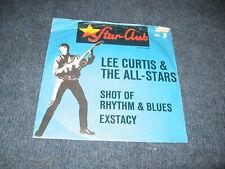"7"" Single - Lee Curtis & The All-Stars - Shot of Rhythm & Blues / Star-Club"